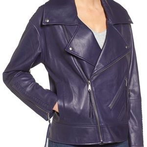 Rebecca Minkoff Brutus Leather Jacket
